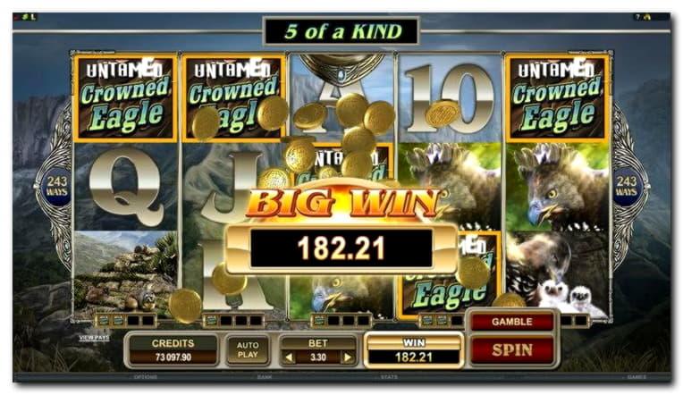 490% Deposit match bonus at Quatro Casino