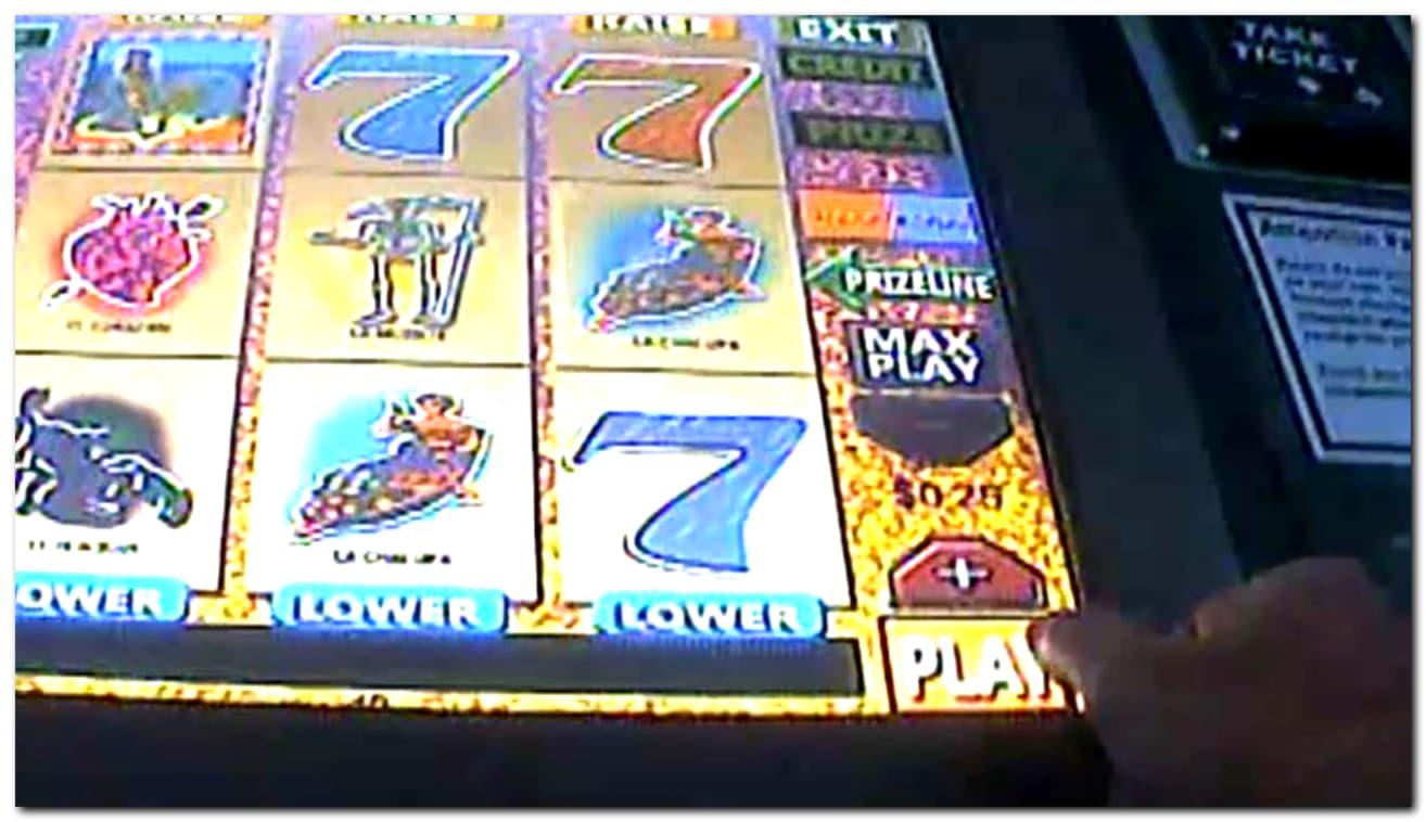 780% Casino match bonus at King Billy Casino