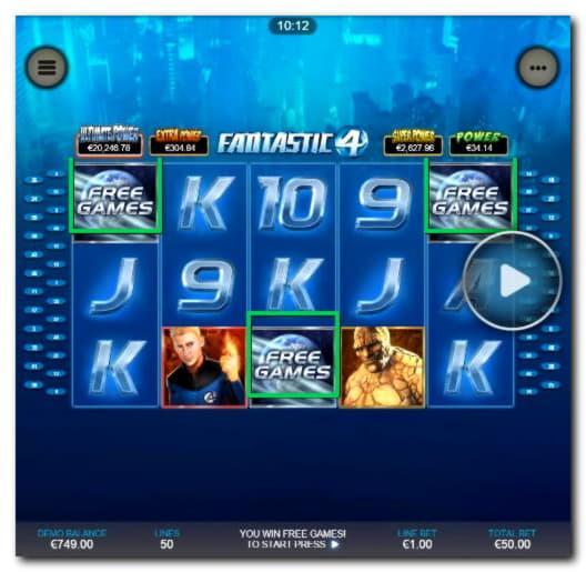 85 Free spins no deposit casino at Casino com