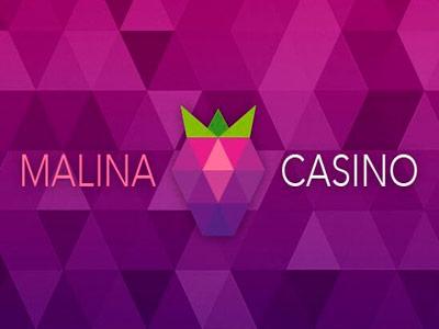 Imagine de ecran Malina Casino