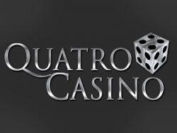 €545 Free chip at Quatro Casino