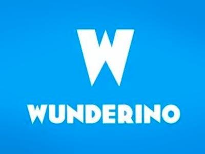 Wunderino Casino skärmdump