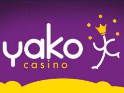 EUR 510 Online Casino Tournament at Yako Casino